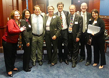 CFC at a congressional briefing 3