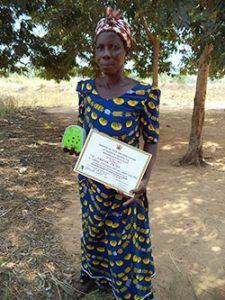 Best Female Promising Farmer