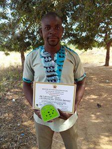 Best Guinea Corn Farmer
