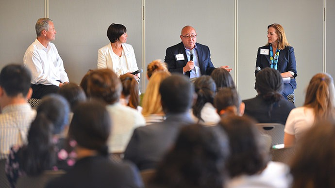 Charting a Career in International Development Speakers