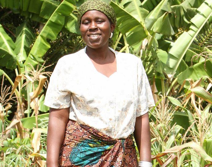 Bahati Muriga, 2014 Tanzanian Female Food Hero