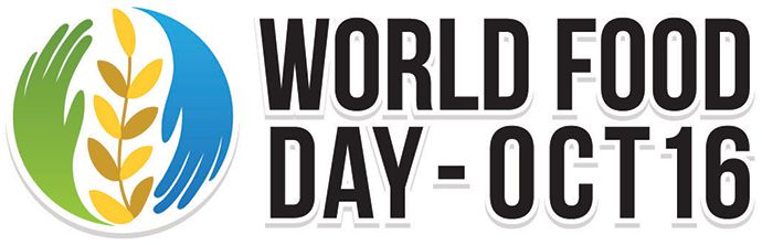 World Food Day Logo