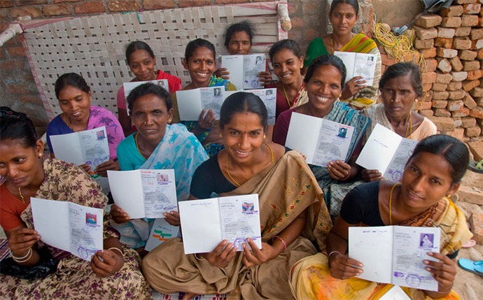 Seattle, Wash.-based nonprofit Landesa, an organization that strives to improve land rights in India and many other countries globally, was named the 2015 Hilton Humanitarian Prize winner by the Conrad N. Hilton Foundation. (Landesa.org photo)