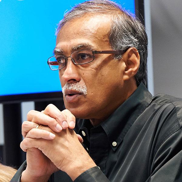 Akhtar Badshah, Former Senior Director, Microsoft