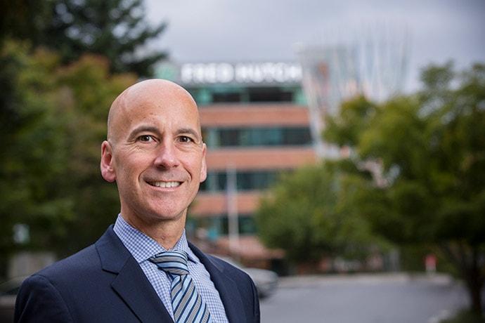 Dr. Tom Uldrick, Deputy Head of Global Oncology at Fred Hutch