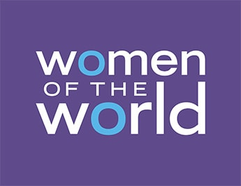 Women of the World graphic