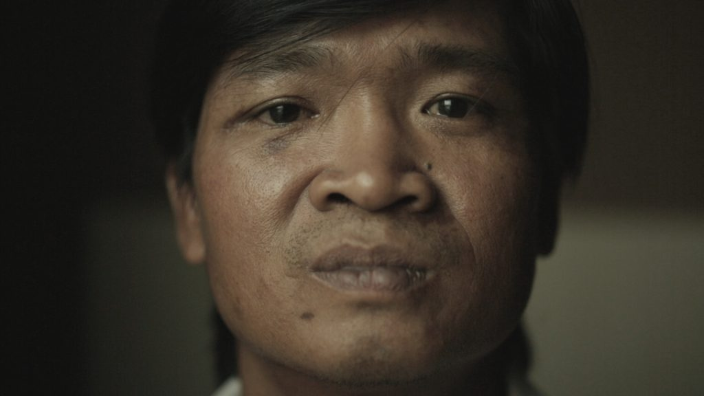 A former fishing boat slave profiled in the new film, Ghost Fleet. Photo courtesy of Vulcan Productions.