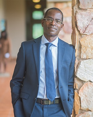 Patrick Awuah, founder of Ashesi University