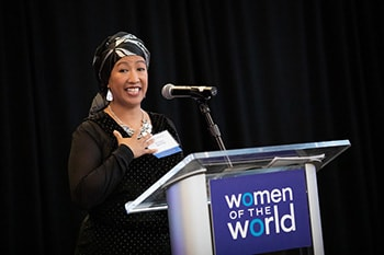 Dr. Aisha Simon