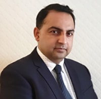 Dr. Om Prasad Gautam, Senior WASH Manager, WaterAid UK