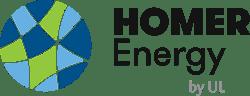 Homer Energy logo