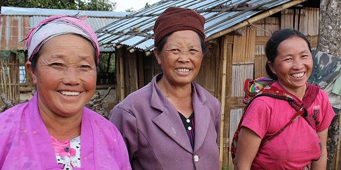 Women in Myanmar