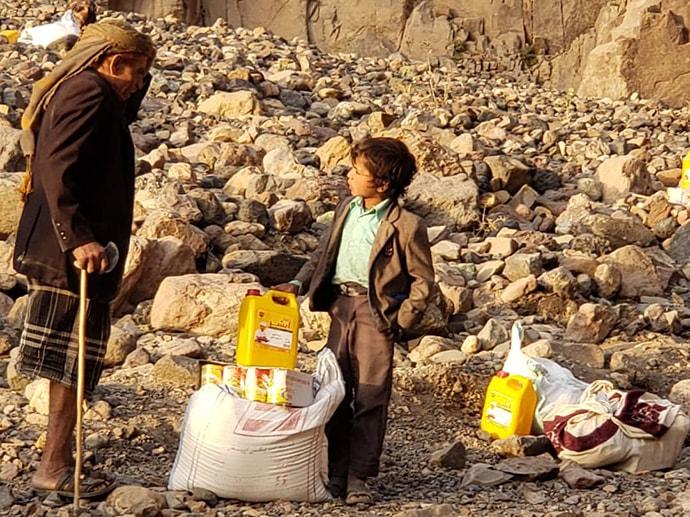 Reconstruction efforts in Yemen