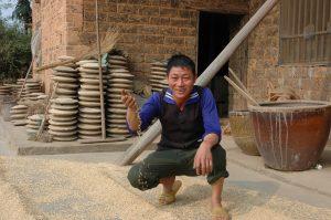 RDI Hunan farmer
