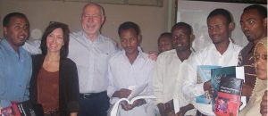 UW- training in ethiopia