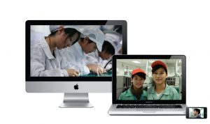 Apple details labor violations at its suppliers. Photo courtesy of Apple Inc.