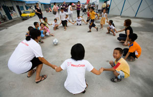 Comfort for Kids Program in China