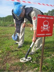 PeaceTrees Mine Clearance