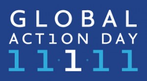 Global Action Day 11-1-11