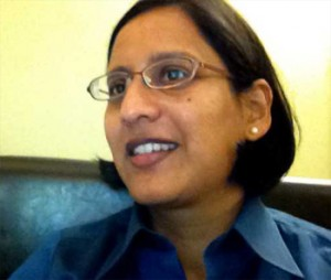 Changemaker Rashmir Balasubramaniam