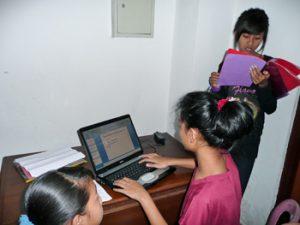 Changemaker Computer Study