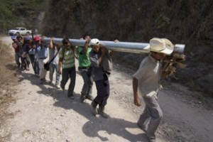 COCEPRADIL Honduras  2012