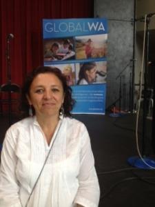 Bookda Gheisar From Global Washington